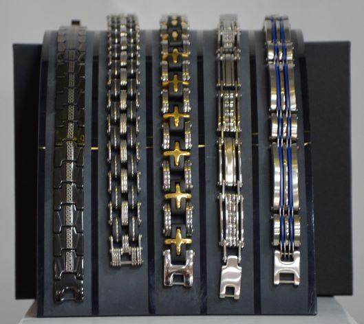 bracelet-inox-homme-cuir